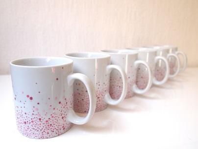 service familial de 6 mugs